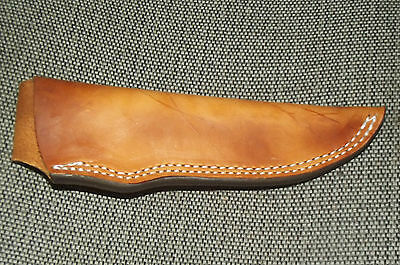 Custom Leather Sheath for Fixed Blade Knife 1026