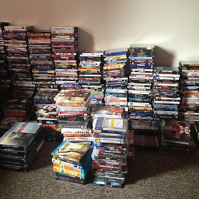 Huge Lot of DVD's (500) - Pick 3 ($1 each)-Many New in Wrapper
