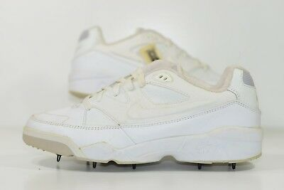 b39da93baf6 Original NIke Air Golf Cleats Vintage 90s Mens Size 8.5 RARE Vntg OG 80s NEW