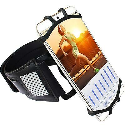 LOVPHONE Sports Running Armband for iPhone X/XS/ XS MAX / 8/8 Plus Galaxy S8 S7
