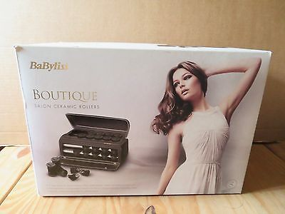Babyliss boutique Heated Hair Rollers 032