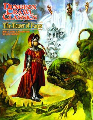Dungeon Crawl Classics RPG Stronghold of the Wood Giant Shaman THS004