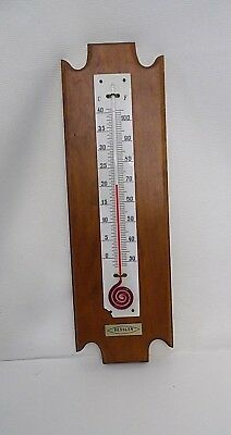 Walter H.Kessler Co. 50th Anniversary Commemorative Wall Thermometer