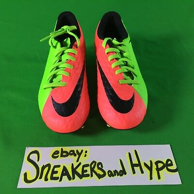 45d82e90ea4c Nike Kids Jr. Hypervenom Phade III (FG) Size 3.5 Firm Ground Soccer Cleat