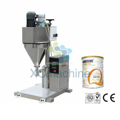 Semi Automatic Dry Powder Filling Machine Auger Filler Machines 110V/220V By Sea
