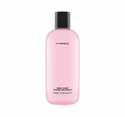 MAC Cosmetics BRUSH CLEANSER 235ML / 7.9 oz. Full Size New
