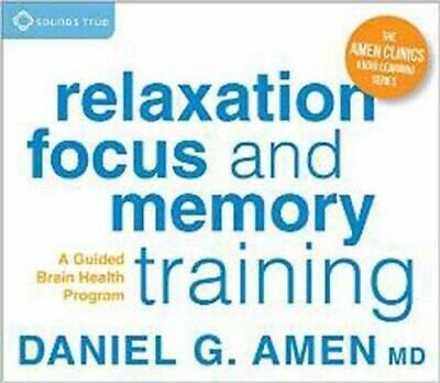 CD: Relaxation, Focus, and Memory Training