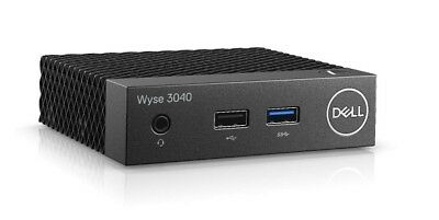 Dell Wyse 3040 Thin Client, Quad Core, 2Gb Ram, 8Gb Flash, Thin Os (Pcoip), 3Yr