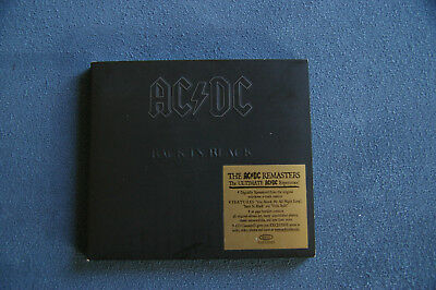 AC - DC Back in Black Digi Pack 1980/2003