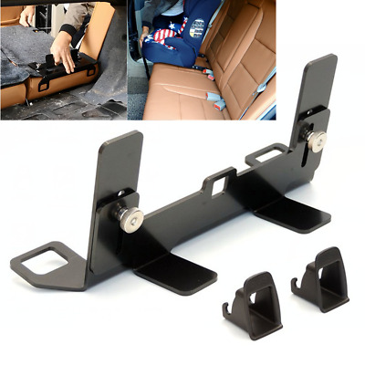 New ISOFIX Safety Seat Belt Latch Bracket Car Child Seat Anchor Mount Holder 1x
