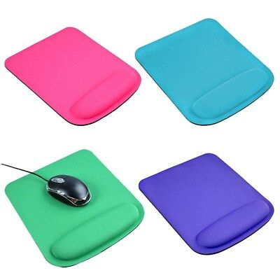 Ergonomic Comfort Wrist Support Mouse Pad Mice Mat Computer PC Laptop Non-Slip
