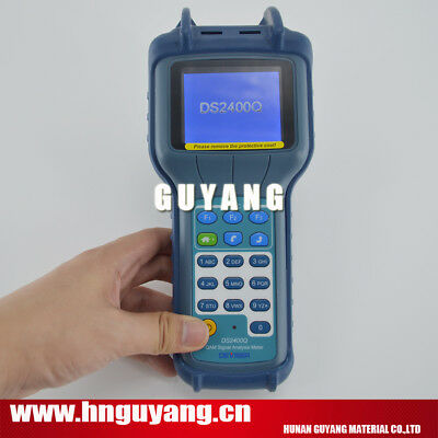 Deviser DS2400Q 5 MHz ~1 GHz Signal Level Meter CATV multifunction QAM Analysis