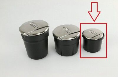 Audi Car Ashtray Garbage Coin Storage Cup Container Audi A6 A8 A1 TT small size