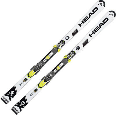 Head Worldcup Rebels i.SL RD Race Ski + FF 16 Bindung - 2019 - NEU - 165cm