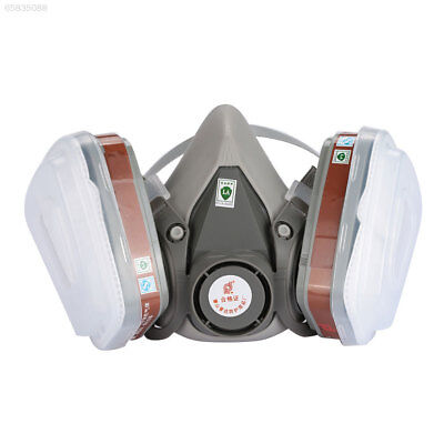 A4F9 Respirator Chemical Gas Mask LH Anti Formaldehyde Anti Particles Facepiece