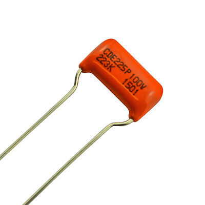 Sprague Orange Drop Electric Guitar Capacitor 0.022uF 100v