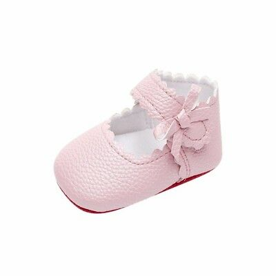 (0-6 Months, Pink) - Kolylong Baby Toddler Newborn Girls Cute Shoes Soft Sole
