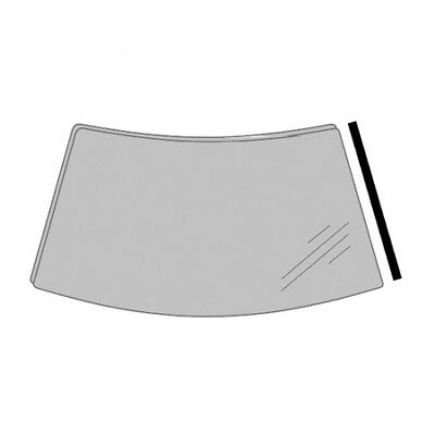 Ford Mondeo 2000 - 2007 Windscreen Rubber Right Outer Moulding
