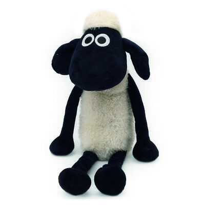 Shaun The Sheep Heatable Microwaveable Soft Plush Toy Hot Water Bottle Bed Warm