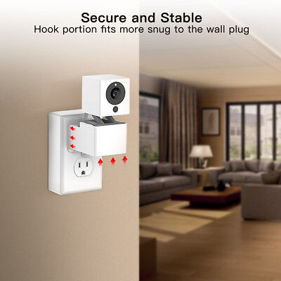 Security Wall Mount Stand Holder Per Xiaofang Wyze Cam 1080p HD Camera Accessory