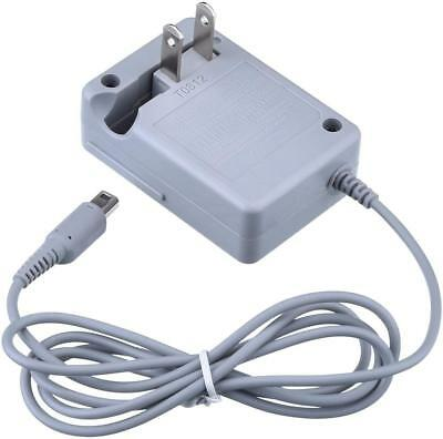 Travel AC Wall Home Charger Power Adapter Cord for Nintendo 2DS XL 3DS NDSi BE