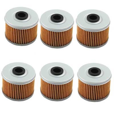 2x Oil Filter 4 Honda Rancher 350 420 TRX300EX TRX400EX Fourtrax 300 Foreman 500