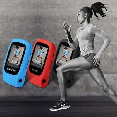 NEW Deefec Mini Sport Clip  Mp3 Player 4/8Gb For Running With Clip  XI