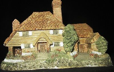 Collectable David Winter The Regions Series Kent Cottage 1985-1996