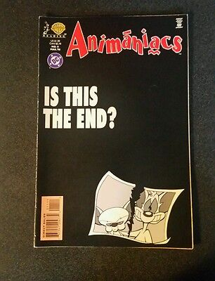 Animaniacs comic #11