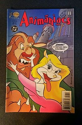 Animaniacs comic #17