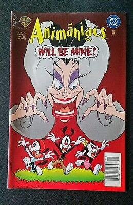 Animaniacs comic #31
