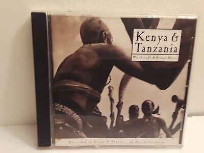 KENYA AND TANZANIA Witchcraft and Ritual Music - $3 95 | PicClick