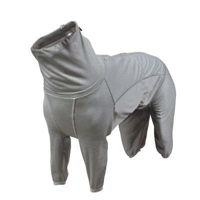 Hurtta Outdoors Body Warmer Carbon Grey - Dog Recovery Suit All Sizes Available