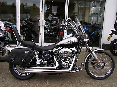 2003 HARLEY DAVIDSON FXDWG 1450 DYNA WIDE GLIDE 100th ANNIVERSARY EDITION