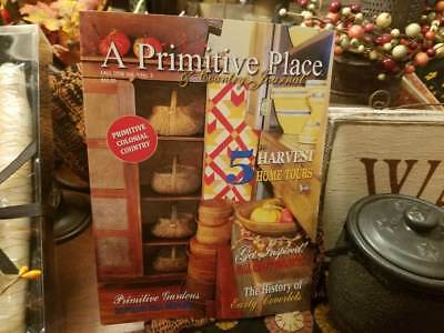 A Primitive Place & Country Journal Magazine Fall 2018