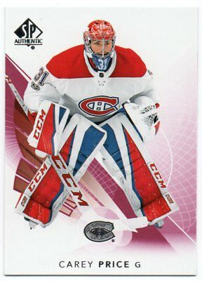 2017-18 SP Authentic Limited Red Parallel Pick Any Complete Your Set Odd 1:6