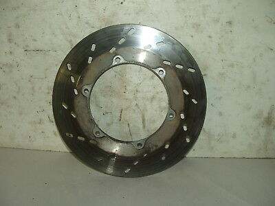 1982 Suzuki GS650 Rear brake rotor.