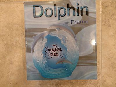 Paradise Ocean Dolphin Frame new in box