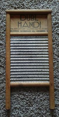 DUBL HANDI Vintage Mini WaShBoArD