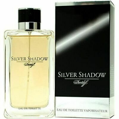 Silver Shadow by Davidoff 100ml EDT Spray