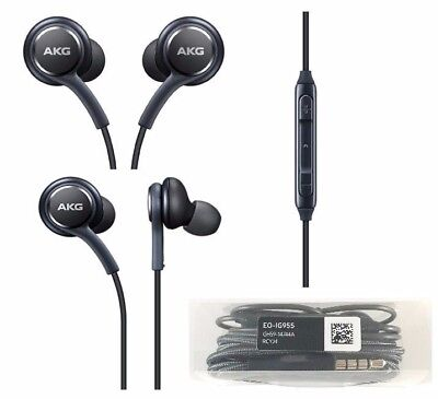 Original Samsung Galaxy S9 S8 S8+ Note 8 EarBuds Headphones Headset EO-IG955 OEM