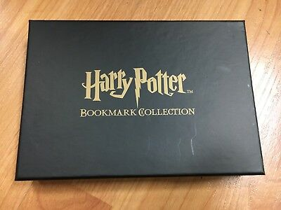 Harry Potter Bookmark Collection Brand New