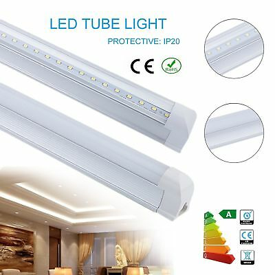Led Leuchtstoffrohre Leuchtstofflampe T8 Neonrohre Tube 10w 24w