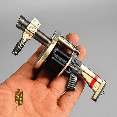 "1/6 Scale Alloy Weapon Accessories Weapon Model for 12"" Soldier Action Fingure"
