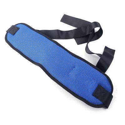 Adjustable Wheelchair Seat Safety Belt Bed Guardrail Strap Harness