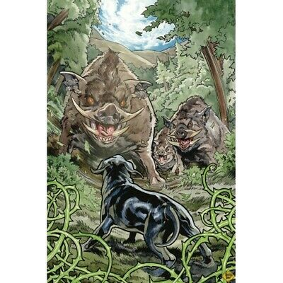 Beasts Of Burden Wise Dogs And Eldritch Men -3 (Of 4) Cvr A -  - 24/10/2018