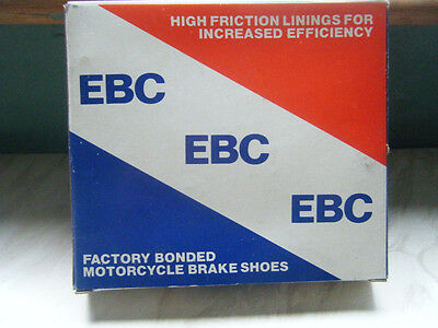 Ebc Brake Shoes 979  New For Mz  Ts, Etz, Free Post.