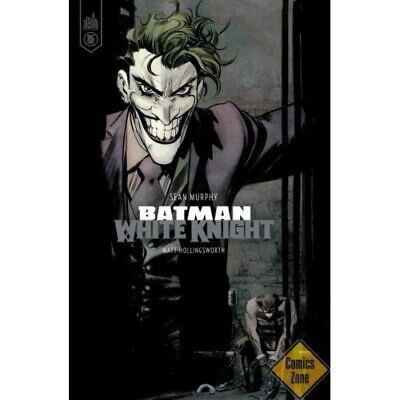 Batman White Knight - Version Couleur - Dc Black Label - Urban Comics - Dc Black