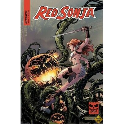 Red Sonja Halloween Special One Shot -  - 24/10/2018