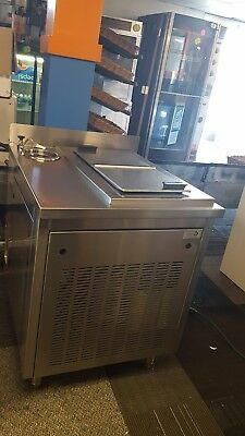 Randell 9550A - Drop-In Freezer/Plate Chiller, 6 gallon, self-contained refriger